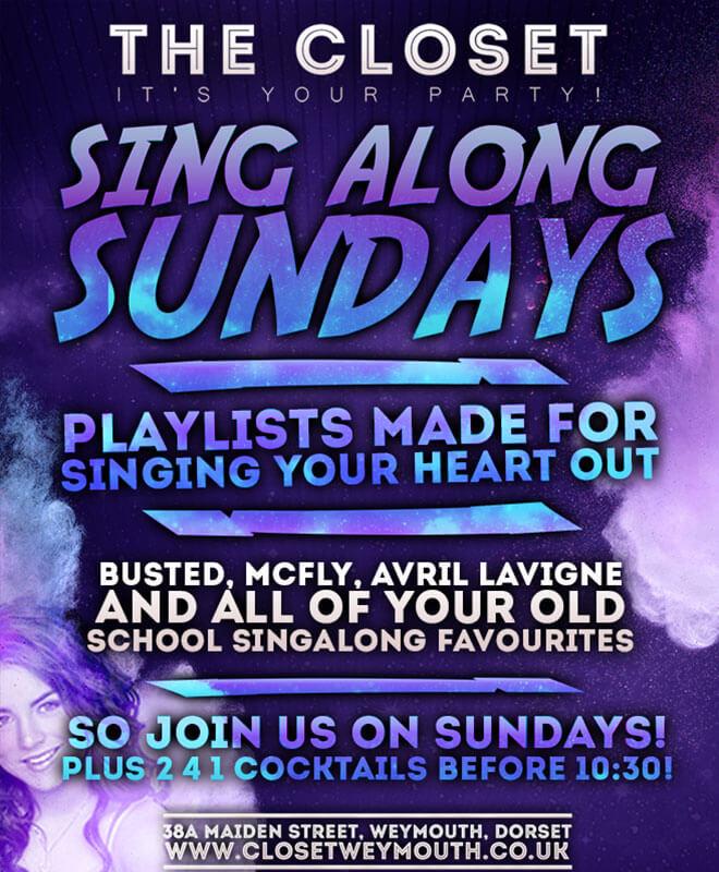 Sing ALong Sundays